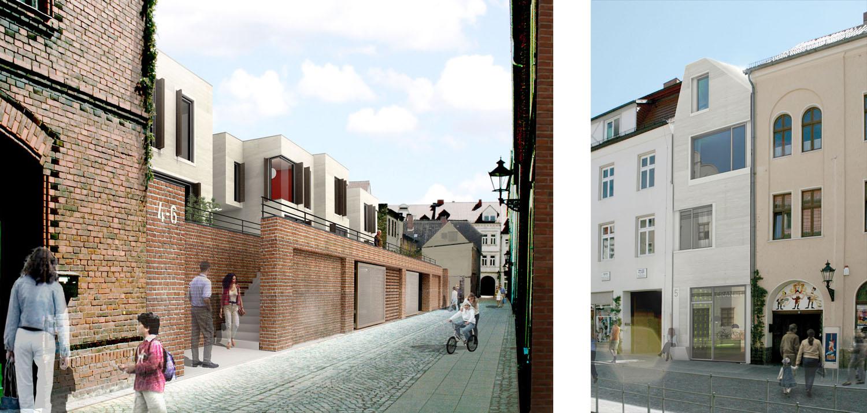 Bild: Zwei Lücken in Wittenberg – Zwei Preise für KARO*