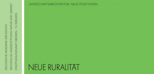 Bild: Neue Ruralität – Vortrag und Ausstellung von KARO* bei der Sächsischen Akademie der Künste