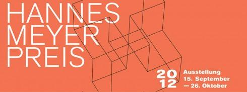 Bild: Hannes-Meyer-Preis 2012 für das Lesezeichen Salbke