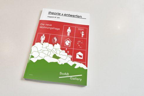 Bild: Die neue Wohnungsfrage – Neue Doppelausgabe von theorie + entwerfen erschienen