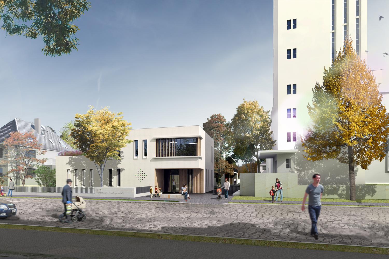 Bild: 2. Preis für KITA-Entwurf in Leipzig