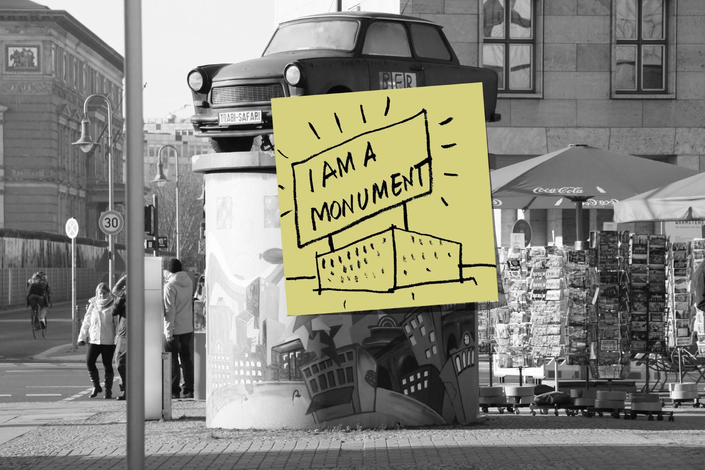 Bild: post it! – KARO* gewinnt Gutachterverfahren zum Postblock in Berlin-Mitte