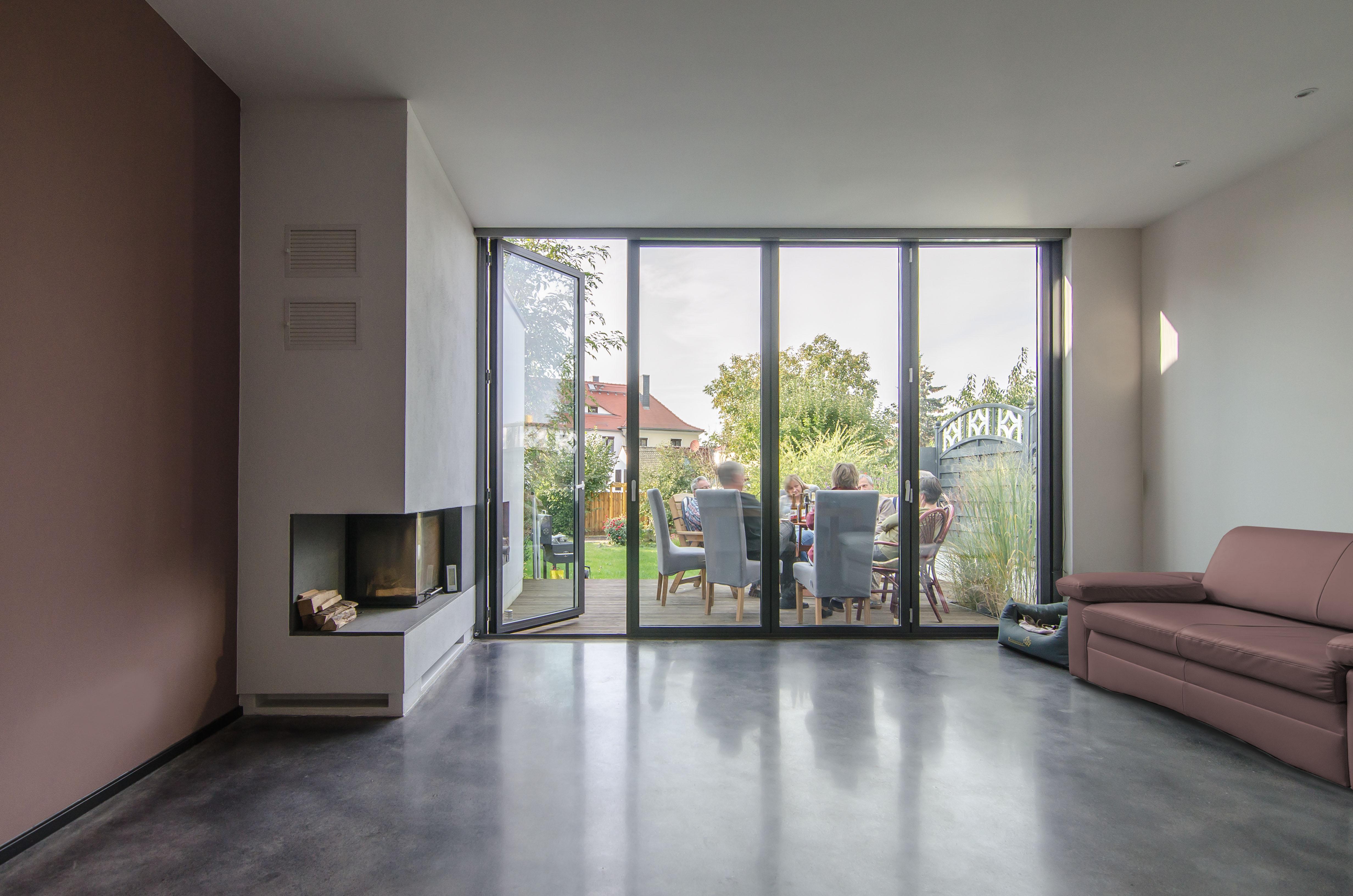 Bild: Fertigstellung Haus R+F