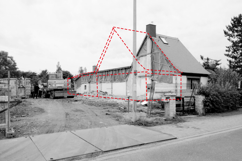 Bild: Baustart »Haus M«