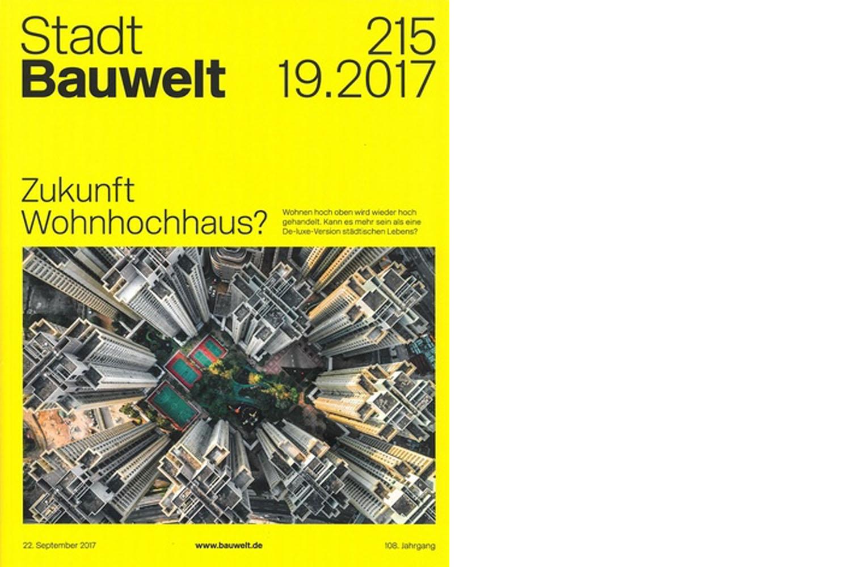 Bild: Hochhauskonzepte aus Deutschland und der Welt