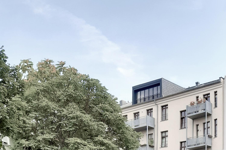 Bild: Himmel über Leipzig